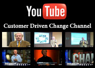 Customer Driven Change YouTube Channel